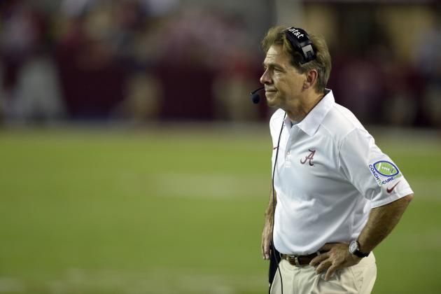 Alabama Football: Which Teams Have the Best Chance to Dethrone the Tide?