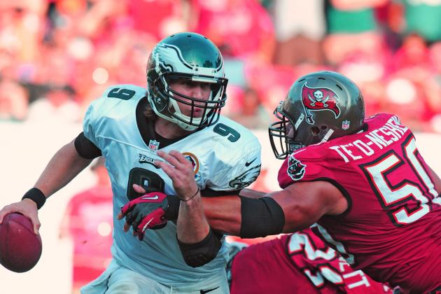Dissecting Most Crucial Matchups in Philadelphia Eagles vs. Tampa Bay Buccaneers