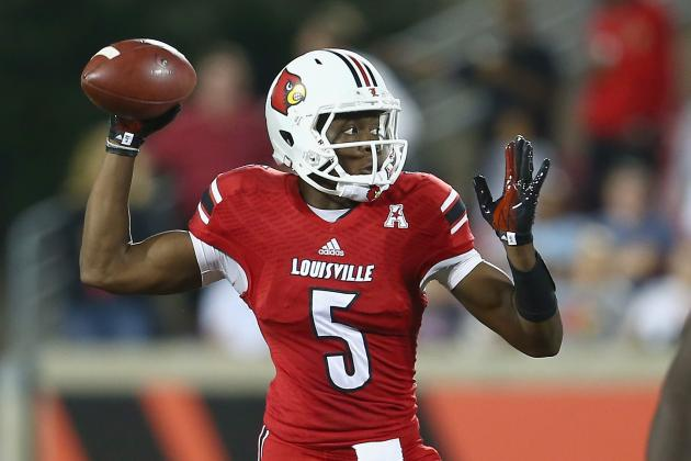 Teddy Bridgewater's Updated 2013 Heisman Outlook After Win over Rutgers