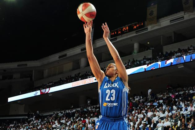 Minnesota Lynx Win 2013 WNBA Championship with 86-77 Win over Atlanta Dream