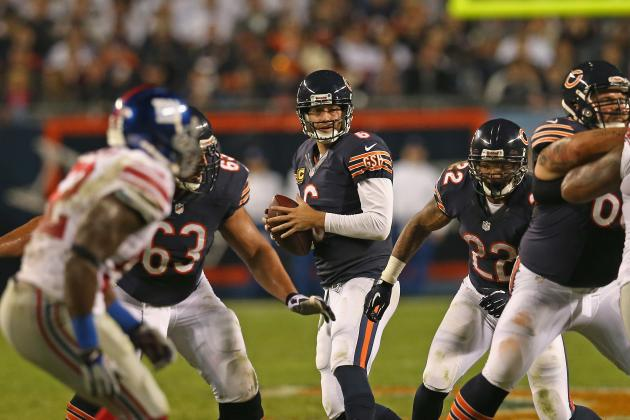Giants vs. Bears: Final Grades and Analysis for Chicago