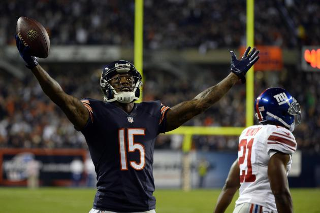 Bears Pick off Eli 3 Times, Send Giants to 0-6
