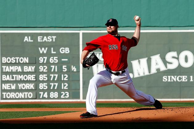 Do Red Sox or Tigers Have Edge in Lester-Sanchez Matchup for ALCS Game 1?