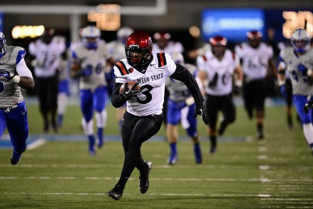 San Diego State Rallies for 27-20 Win over AFA