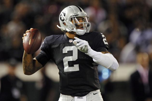 Has Terrelle Pryor Emerged as Oakland Raiders Franchise QB?