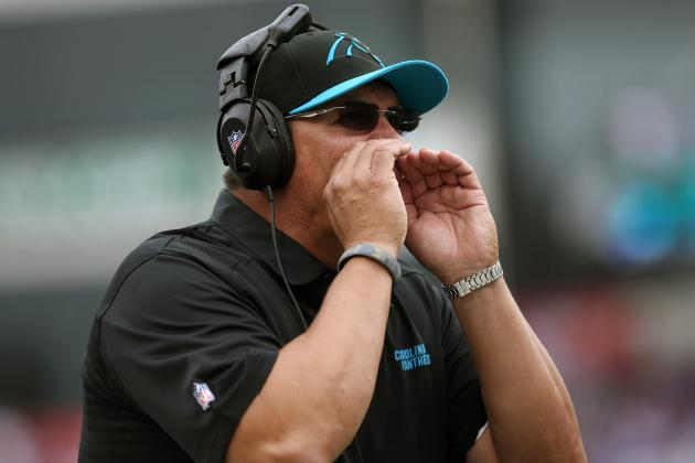 Why the Carolina Panthers Should Fire Ron Rivera