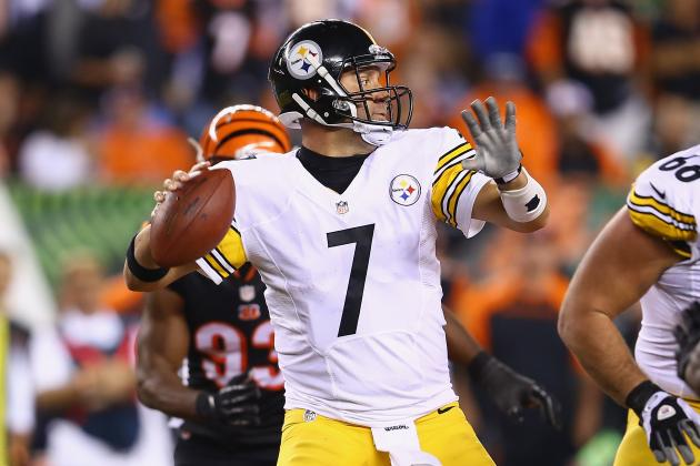 What to Expect from Ben Roethlisberger, Pittsburgh Steelers Offense in Week 6