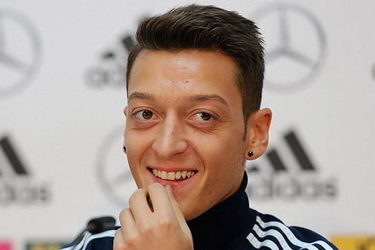 Mesut Ozil Loves Arsenal, London and Arsene Wenger