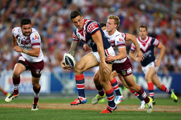 Sonny Bill Williams Turns Down NZRU Offer, Re-Signs with Roosters