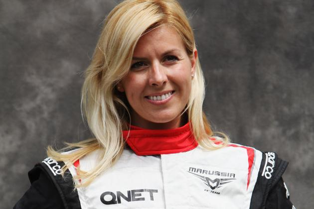 Maria De Villota Tributes Come Flooding from F1 Family After Death at 33