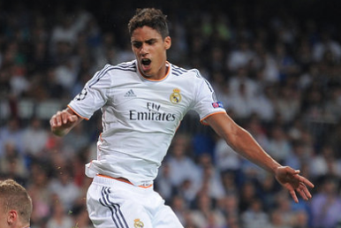 Raphäel Varane Training Again, Will Be Ready to Play