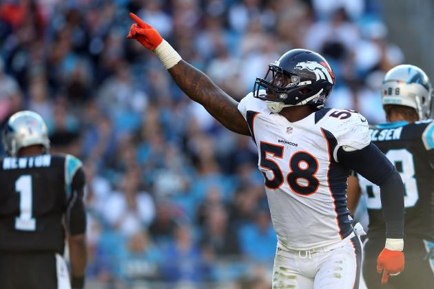 How Much Better Will the Broncos Get with Return of Champ Bailey, Von Miller?