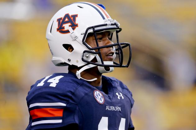 Auburn Football: Who Should Play Quarterback Against Western Carolina?
