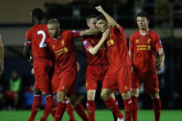 Liverpool B Team Would Resolve Issues Around Loan Players at Anfield