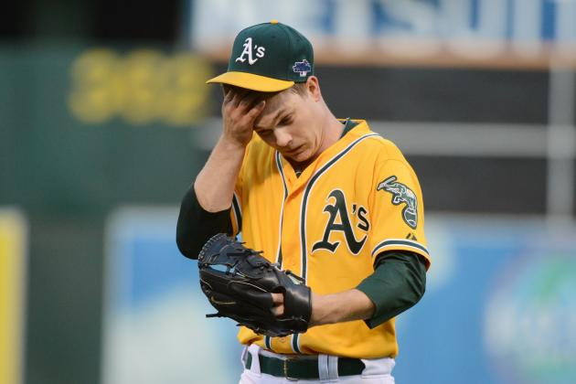 Sonny Gray ALDS Game 5 Effort No Reflection on His Status as A's Future Ace