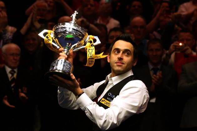 Ronnie O'Sullivan Considered Sawing Own Leg off to Help His Snooker