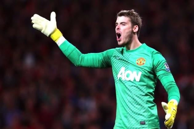 David De Gea Reportedly Set to Sign New Contract at Manchester United