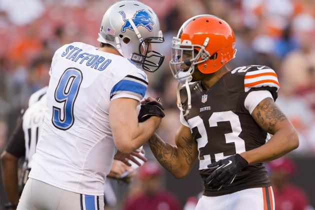 Detroit Lions vs. Cleveland Browns: A Cleveland Take on Detroit