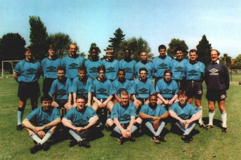 The Unlikely Story Behind England's Best Ever World Youth Cup Performance