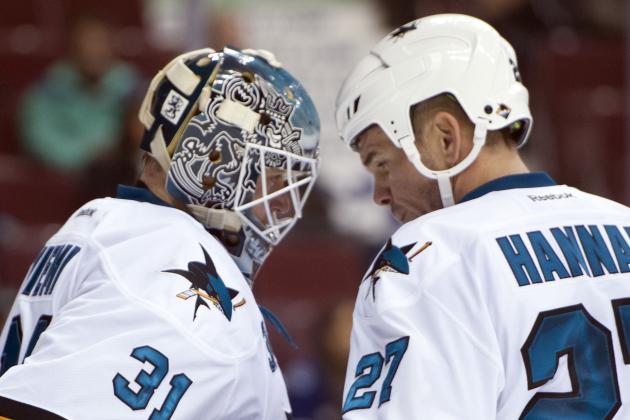 Niemi Helps Sharks Secure First Road Win