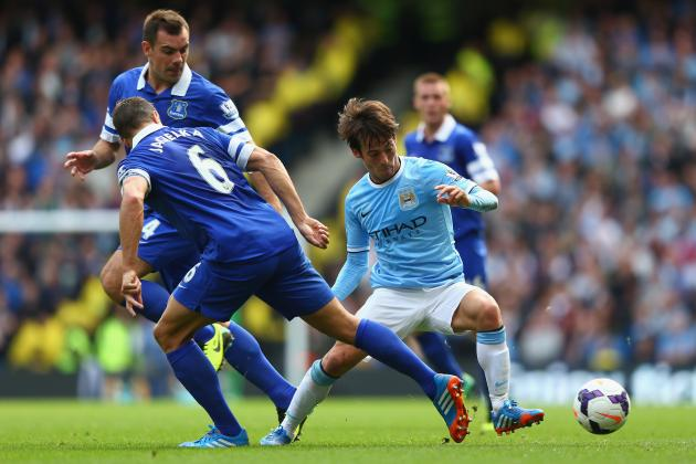 David Silva Responds to Rumours over Potential Transfer to Real Madrid