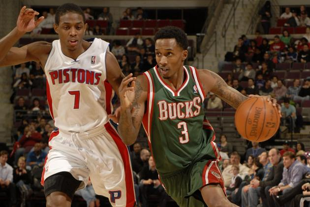 Brandon Jennings, Brandon Knight Play Blame Game with Former Teams
