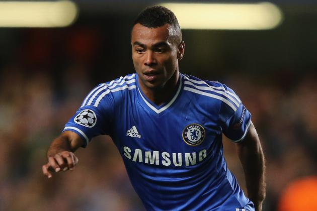 Analysing Ashley Cole's Performances for Chelsea So Far This Season