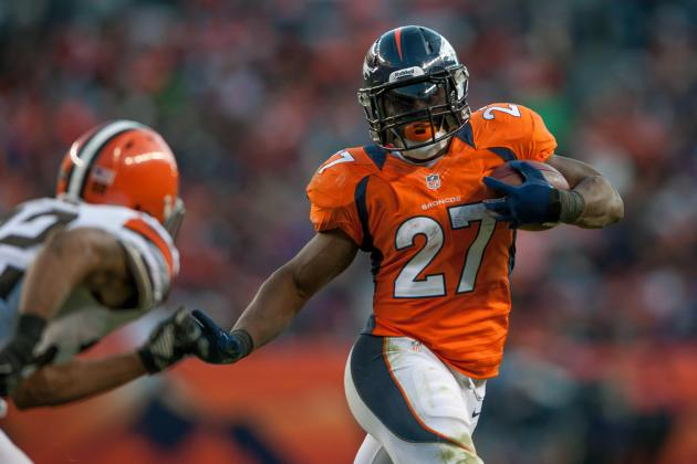 Denver Broncos: Knowshon Moreno Providing the Balance That Denver Needs to Win