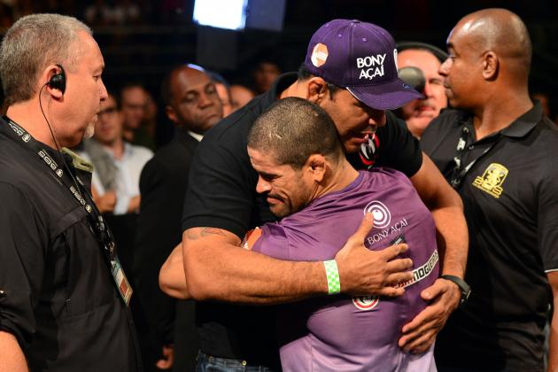 Rousimar Palhares: Is the Former UFC Welterweight Malicious or Misunderstood?