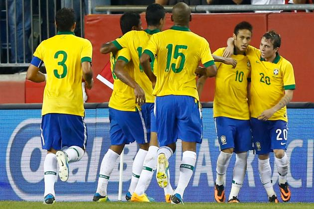 South Korea vs. Brazil: Live Score, Highlights, Recap