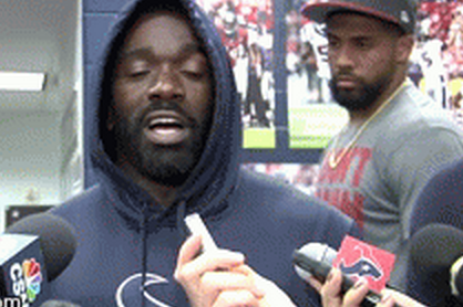 Arian Foster Videobombs Ed Reed on a Segway, Invents 'Fostering'