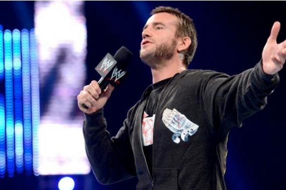 CM Punk May Soon Take Time off