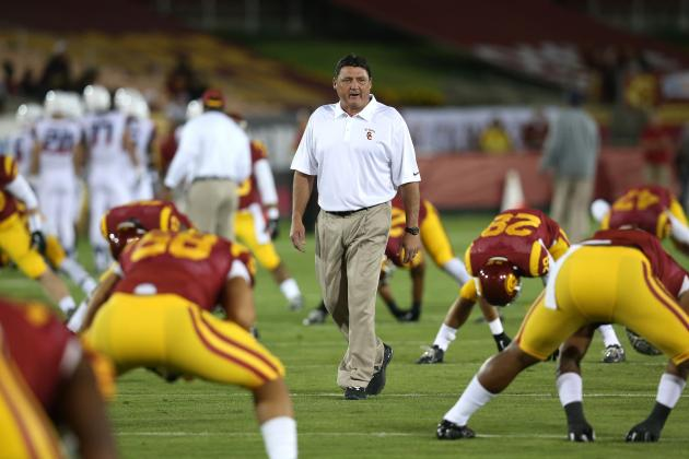 Did We Learn Anything New About USC in First Game After Kiffin Firing?