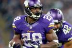 Report: Adrian Peterson Leaves Team After 2-Yr-Old Son Attacked