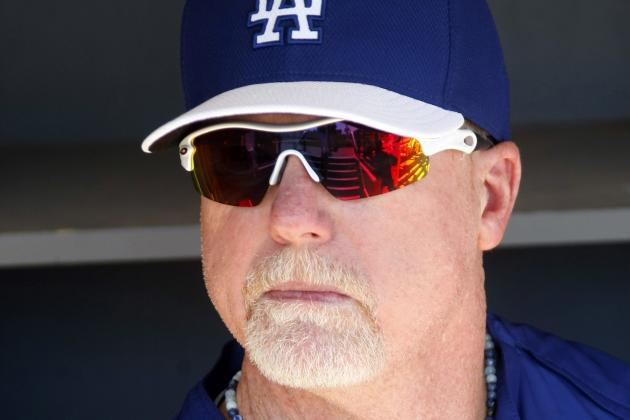 McGwire Enjoys Return to St. Louis