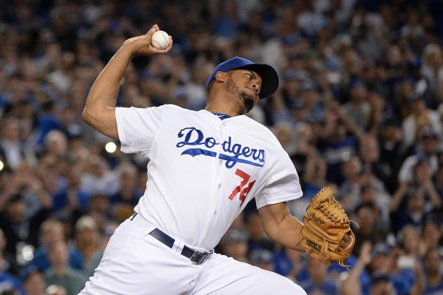 Brian Wilson and Kenley Jansen Provide Dodgers with a Knockout Punch