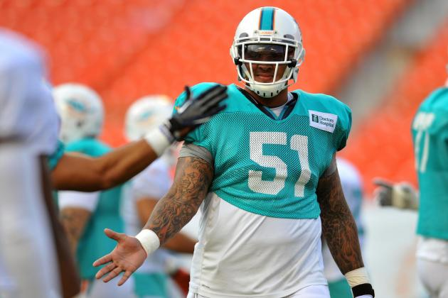 Stephenson Hopeful for OL Improvement, High on Pouncey