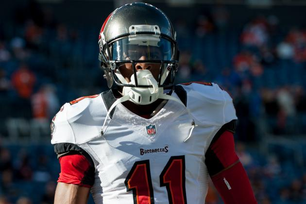 Bucs Seek Third Option at Wide Receiver