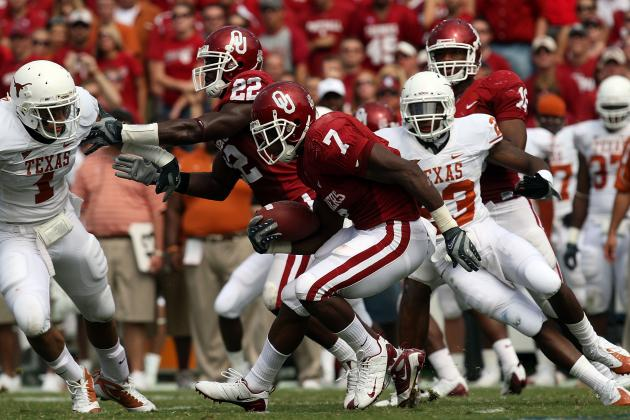 Three Things Texas and Oklahoma Must Do to Win the Red River Rivalry