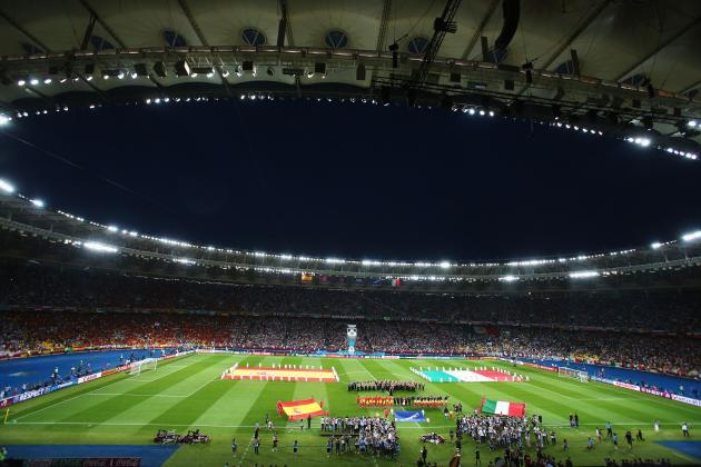 UEFA Nations League Idea Good for Business, Bad for Football