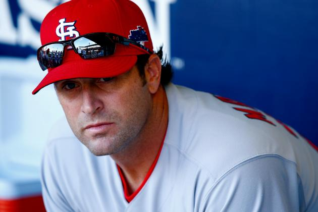 Matheny: Kelly Deserves Game 1 Start