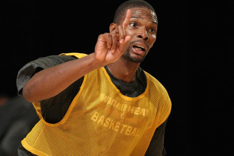 Ever-Changing Role Suits Heat's Chris Bosh