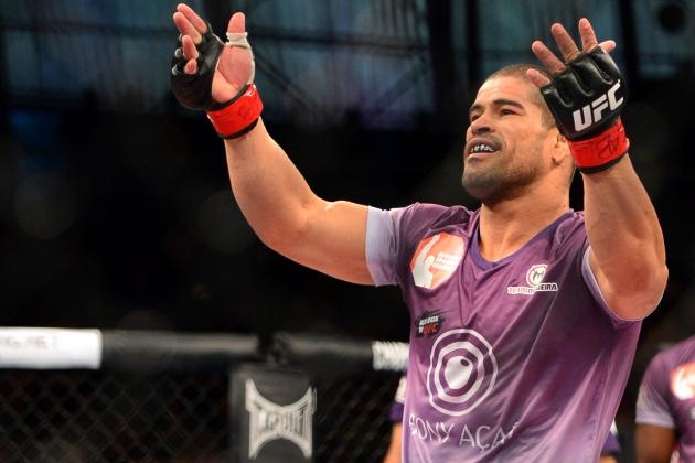 Rousimar Palhares Issued 120-Day Suspension from Brazilian Athletic Commission