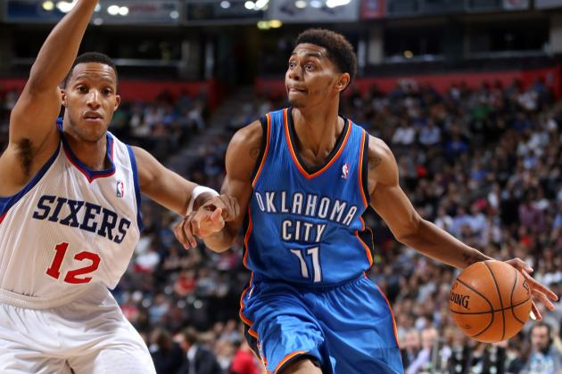 Jeremy Lamb Is off to a Cold Start for Oklahoma City