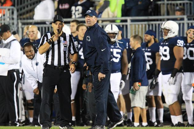 Has Penn State Finally Hit the Sanctions Wall?
