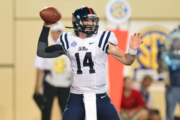 Texas A&M vs. Ole Miss: Why Rebels Will Pull Off Huge Upset in Week 7