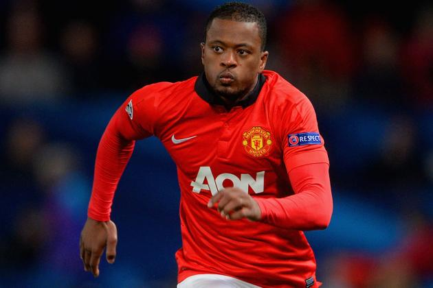 Evra Rues United Losing Pogba to Juve