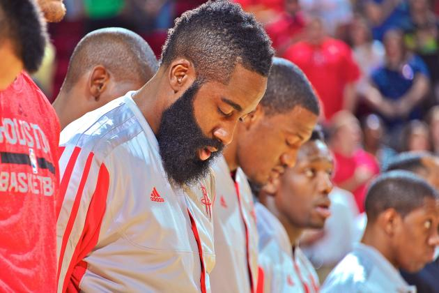 Breaking Down James Harden's Ceiling as an Elite NBA Superstar