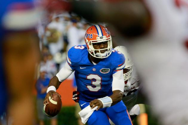 Florida vs. LSU Football: What Gators Must Do to Upset Tigers in Death Valley