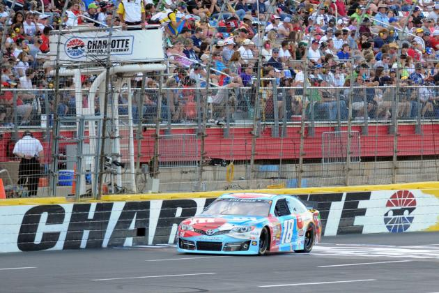 Bank of America 500 2013: Start Time, Lineup, TV Schedule and More